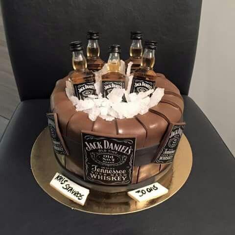 79 best gourmandise images on Pinterest Jack daniels cake