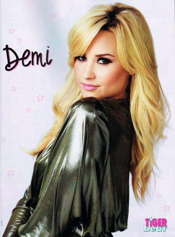 Demi Lovato (Tiger Beat)