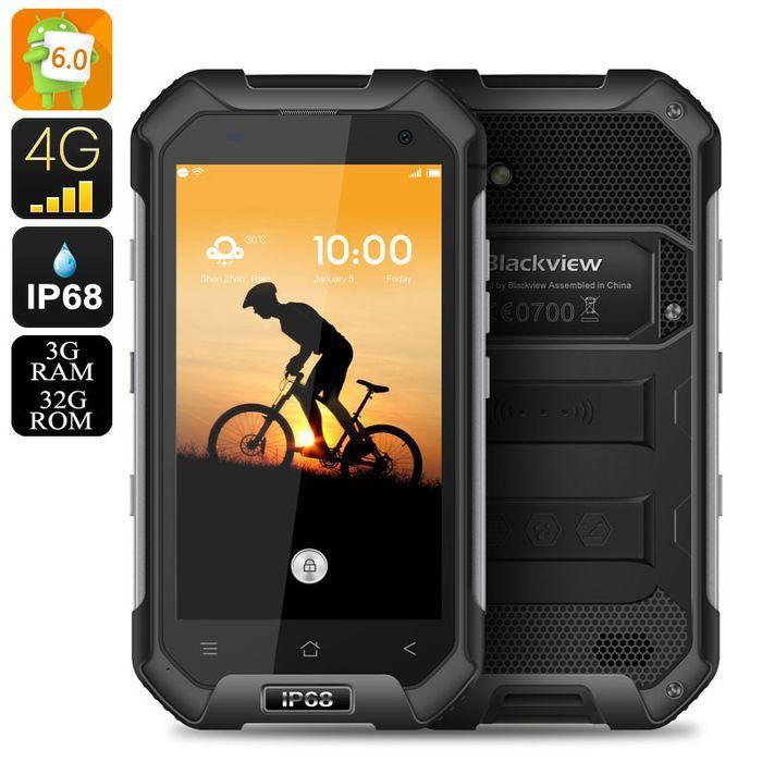 Blackview BV6000 Android 6.0 Smartphone - 4G Dual SIM, 2Ghz Octa Core CPU, 3GB Inserzione nella Altre marche,Telefoni cellulari senza contratto,Cellulari,Telefoni e Cellulari,Elettronica categoria su eBid Italia | 156342093