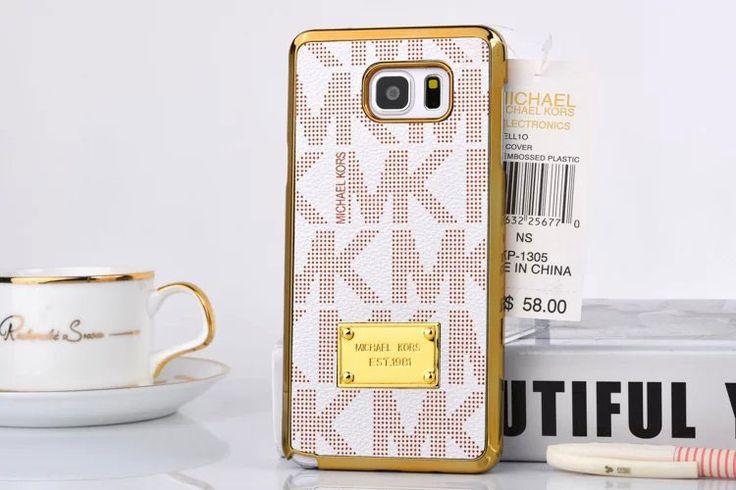 Hot Michael Kors Note 5 Case Cover Cover Orange