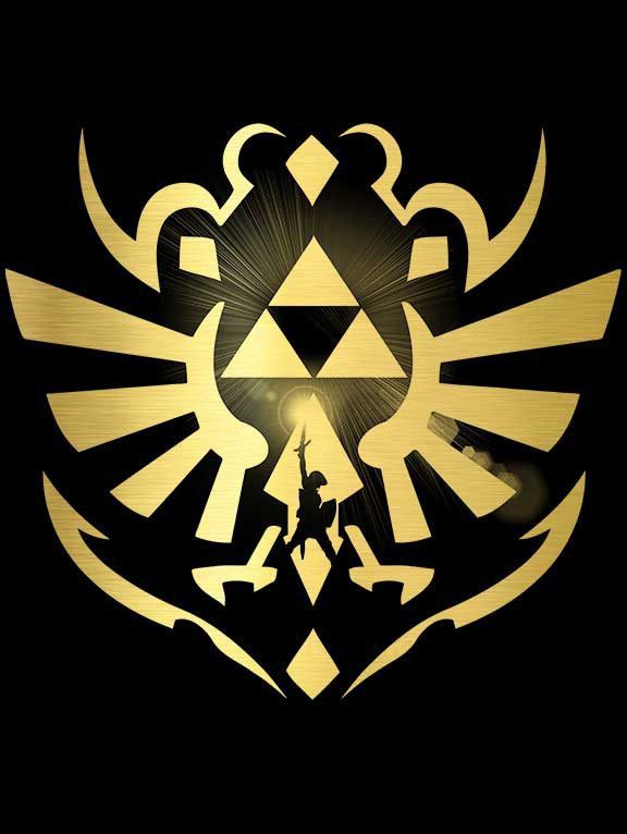 A HERO'S LEGEND T-Shirt - Legend of Zelda T-Shirt is $12 today at Once Upon a Tee!