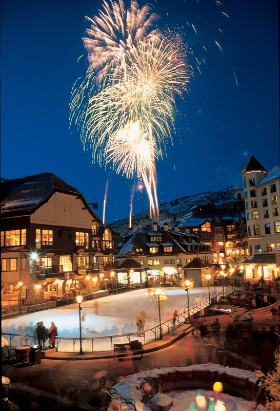 Beaver Creek, Colorado, my favorite CO skiing village