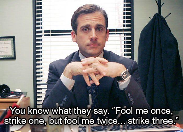 Michael Scott The Office 8