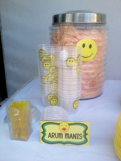 arum manis/candy