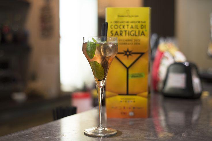 #CocktailSartiglia16 #vernaccia giovane Valle del Tirso - Quieta (Retrò Lounge Bar)