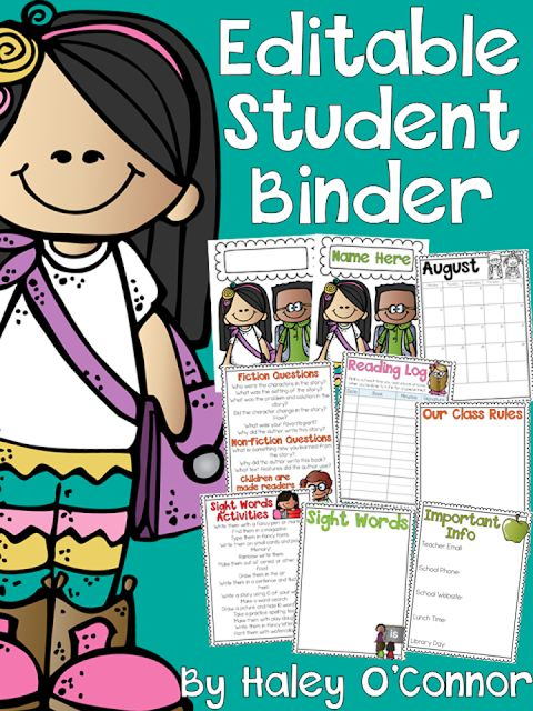 My Silly Firsties: Student Take Home BindersTeacher explains all about what goes inside her student take home binders. Perfect to support parent communication and involvement!