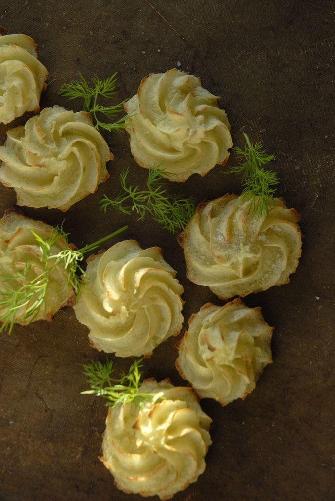 Lys, let og luftig kartoffelmos