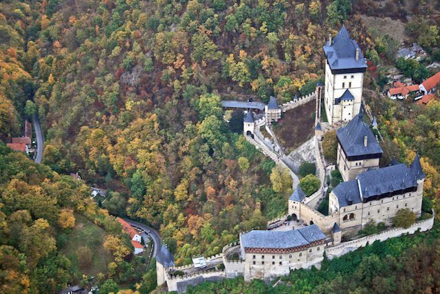 10 Should-See Vacationer Points of interest within the Czech Republic