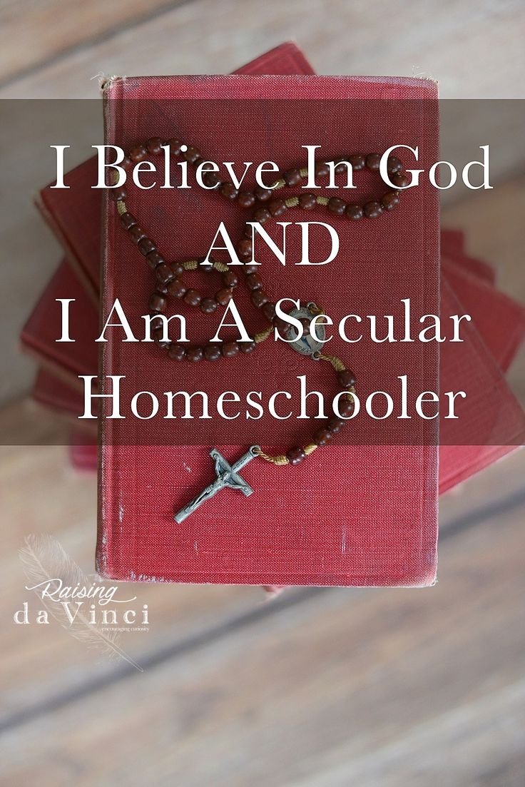 One of the blogs linked up in our Secular Homeschool Awareness linkup this month!