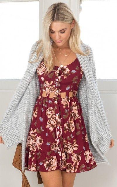 Best 25  Dress and cardigan ideas on Pinterest | Winter cardigan ...