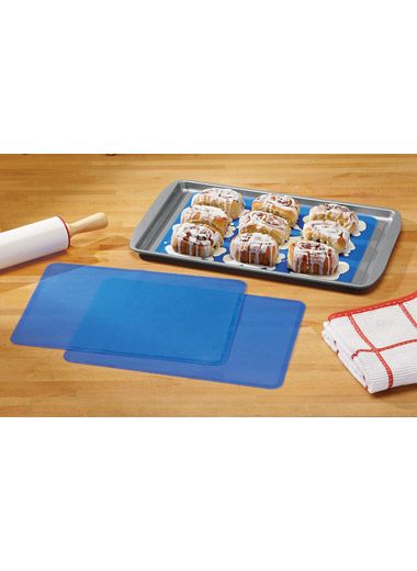 Silicone Baking Sheets Zoom In