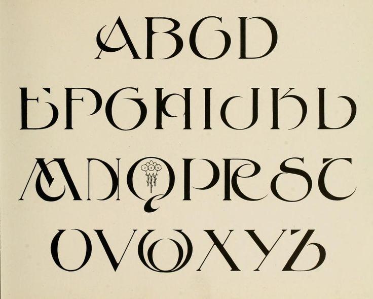 Letras para tatuajes de nombres   The o'jays, Design and Book Typography Fonts Alphabet