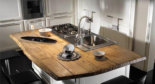 Эксклюзивный стол из массива неровный, дерево, дерево в интерьере, массив, изделия из дерева, изделия из массива, Бигвуд