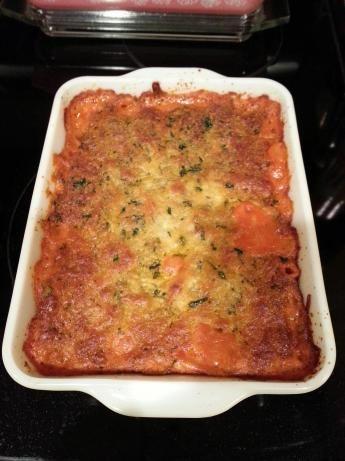 Olive Garden Five-Cheese Ziti Al Forno Recipe