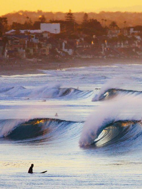 Oceanside #surfing #surf #waves