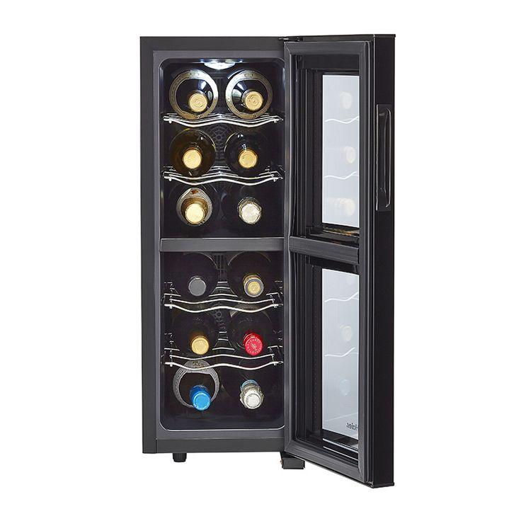 Haier, enfriador de vinos, capacidad de 12 botellas   Costco Mexico