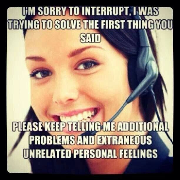 14 best call center images on Pinterest Haha, Cook and Customer - how to call out of work