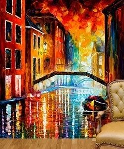 Romantic Wall Mural From Customized Walls #mural Part 94