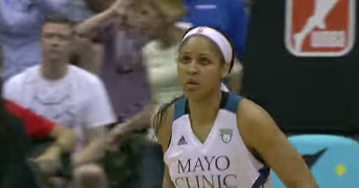 Lynx re-signed a multi-year contract for the Women's National Basketball Association MVP Maya Moore.