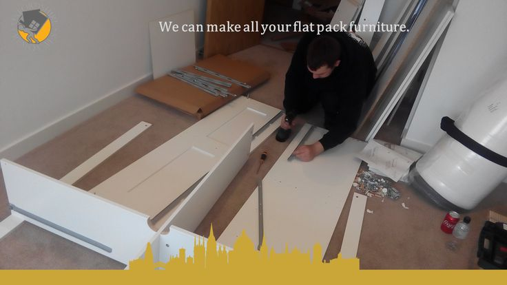 We can make all your flat pack furniture.