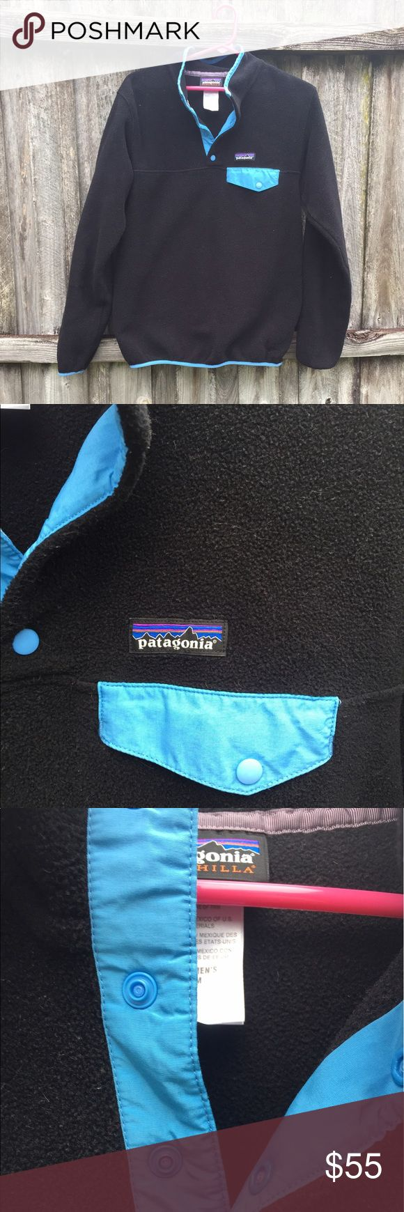 Women's Patagonia pullover Worn only once, so practically new. Only reason I'm selling it is because I never wear it. Great for any cold condition! Patagonia Jackets & Coats