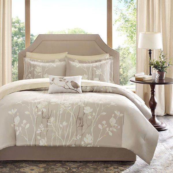 twin bedding sets for adults single beds comforter sheet set floral nature new unbranded