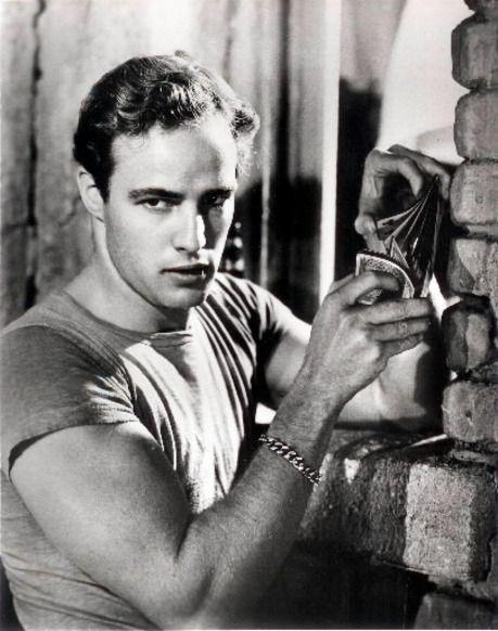 Marlon Brando (Omaha, 3 de abril de 1924 – Los Ángeles, 1 de julio de 2004)
