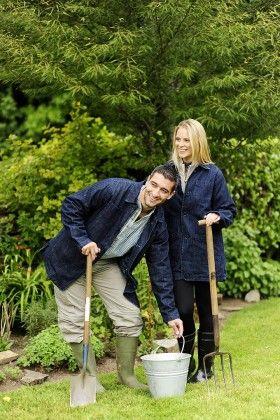 Gardening Denim Jacket