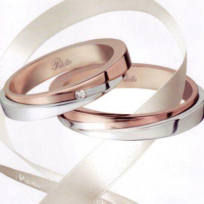 Polello wedding rings