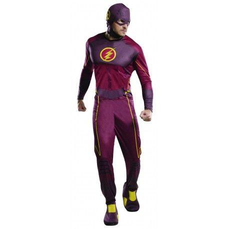 #Disfraz de #Flash para #Adulto #DCComic