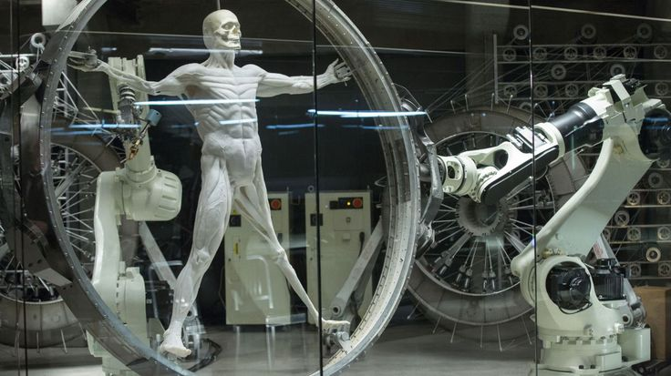 The tech of Westworld : HBO's new blockbuster is heavy on the tech