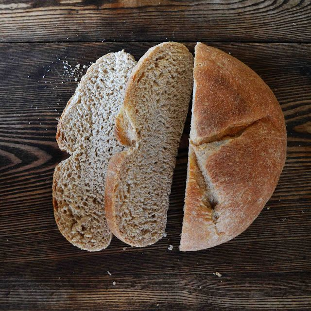 Honey Whole Wheat Bread that will kick the Long Horns Butt