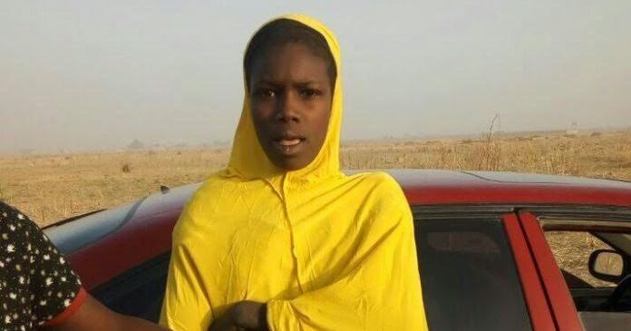 The female suicide bomber who was intercepted by men of Nigeria Security and Civil Defence Corps NSCDC on Tuesday in Maiduguri admitted to had been given N200 to embark on the mission adding that she was abducted two years ago and later married a Boko Haram commander named 'Amir'  The suicide bombers tried to attack motorists at the NNPC Mega Station along Damboa Road. One was shot dead while the other was arrested. Speaking to Daily Nigerian in Borno the 18-year-old identified as Amina…