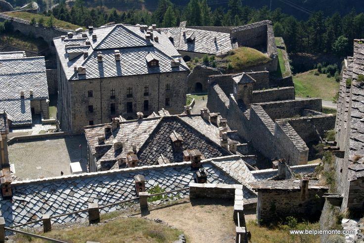 Fort of Fenestrelle (Forte di Fenestrelle)