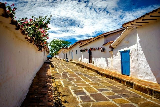 Barichara, Colombia is one of the country's beautiful colonial towns