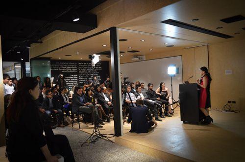 Marita Cheng opens Talent 100 learning centre Hurstville