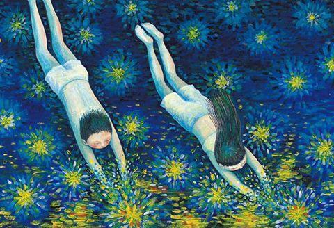 La noche estrellada, Jimmy Liao