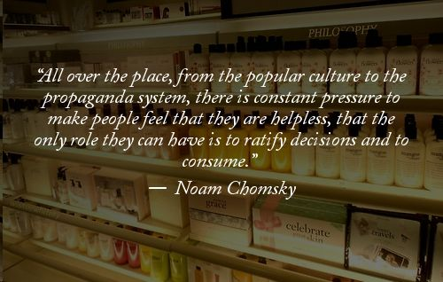 #Chomsky Quotes