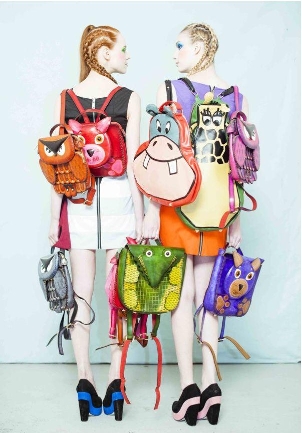 Yang Du rucksacks