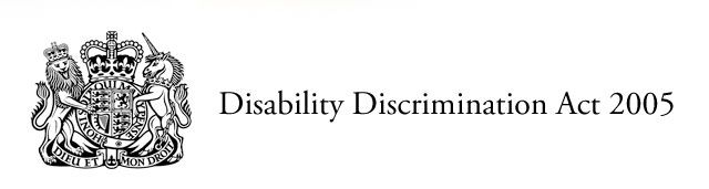 disability act 2005 - Ex