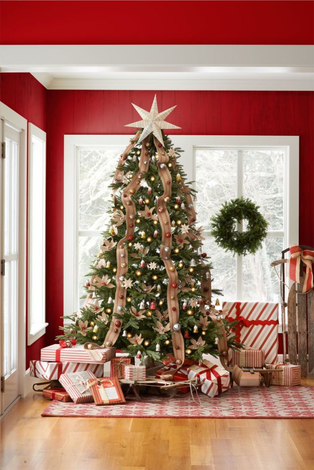 260 Best Christmas Tree Decorating Ideas Images On Pinterest | Christmas  Time, Merry Christmas And Christmas Ideas