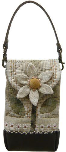 Quilt Gallery ZUI Shop | Rakuten Global Market: Patchwork Kit 415 basket bag