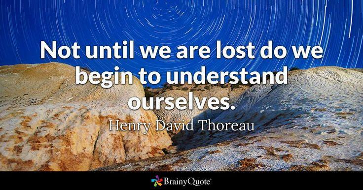 Henry David Thoreau Quotes - BrainyQuote