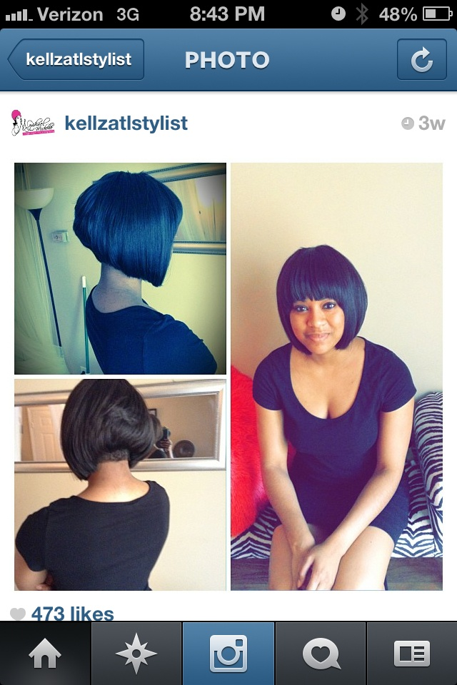 Love this hair cut