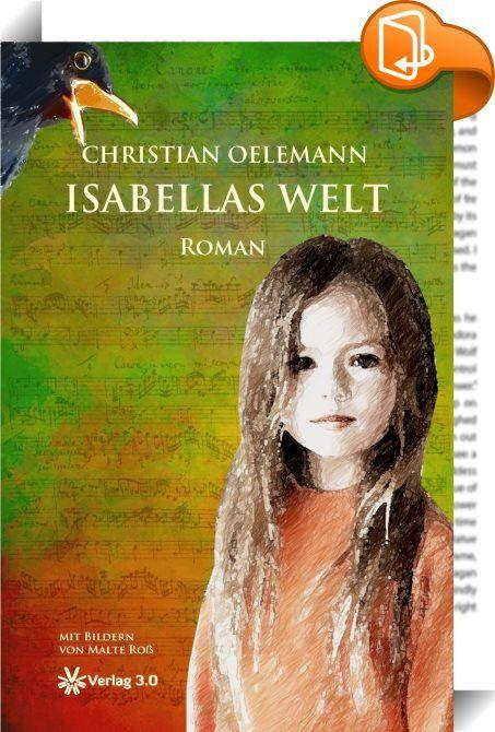 """Isabellas Welt    ::  Vom Zauber der Musik """"Ich bin wie Mozart"""", hat dieser seltsame Junge in dem Brief, den Isabella an einem abgeschlafften Luftballon im Wald gefunden hat, geschrieben. Irgendwie ist Isabella auch wie Mozart. Sie kann Töne sehen, wenn jemand schimpft oder lacht oder rülpst. Oder wenn ihre Lieblingsamsel tiriliert. Dann schreibt Isabella die Noten mit. Doch das ist ihr Geheimnis.  Währenddessen plagt sich der 75jährige Komponist Theophil Behrend mit seinem Orchsterwer..."""