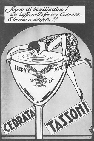 Cedrata Tassoni 1930