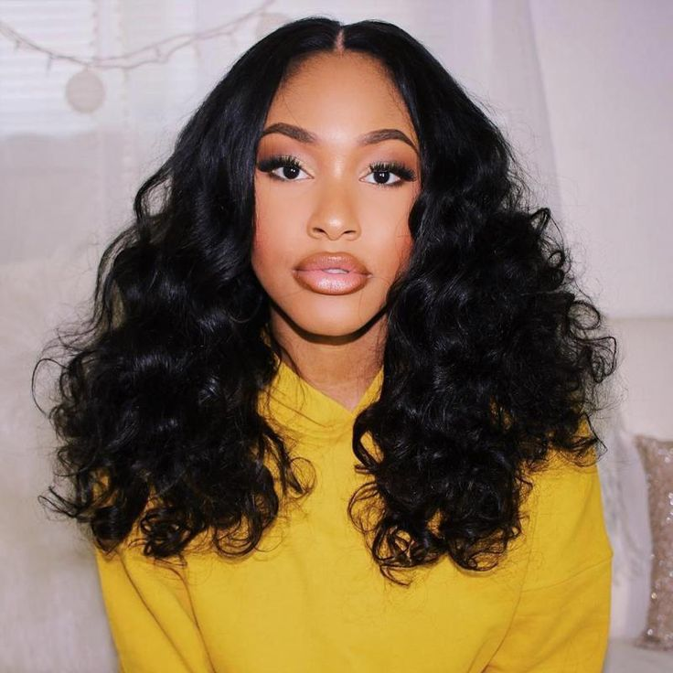 Wigsher Brazilian loose wave hair comes with the elastic strap. This provides additional comfort, as well as confidence your wig won't fall out, or ge...