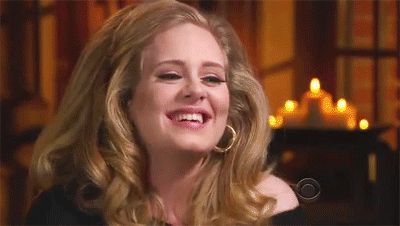 Pin for Later: 25 Adele Facts We Bet You Don't Know She credits Sarah Palin with her US success.