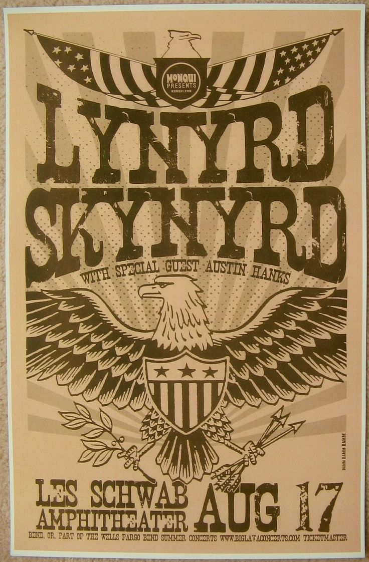 641 Best Concert/Band Posters Images On Pinterest