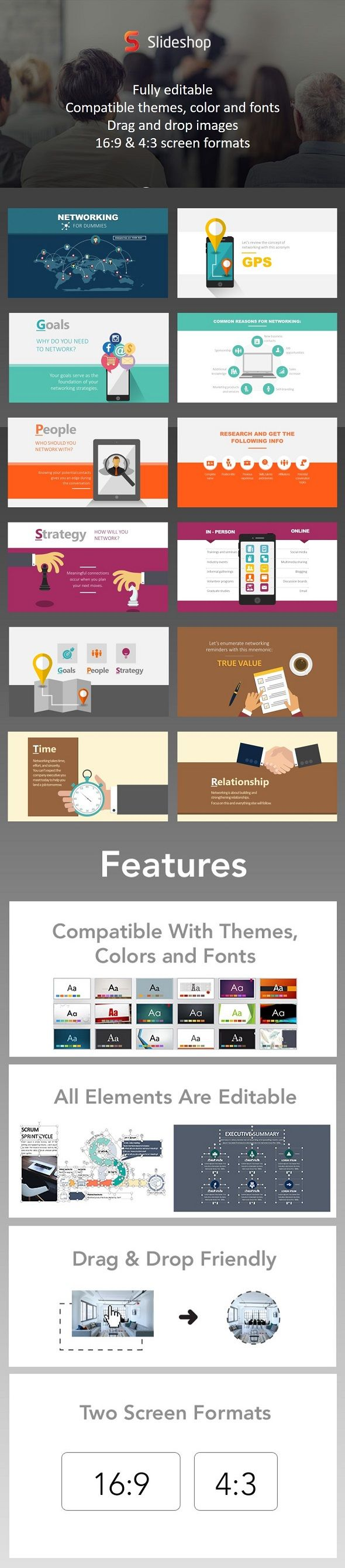 493 best businesses powerpoint presentation images on pinterest networking for dummies toneelgroepblik Image collections